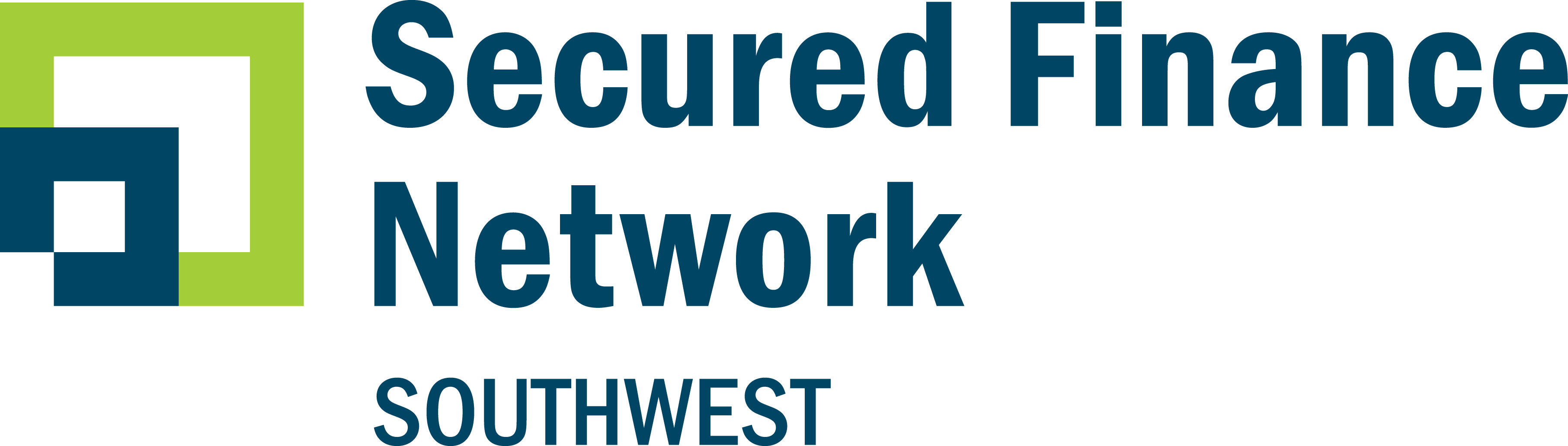 Secured Finance Network Southwest Chapter Logo