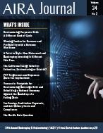 AIRA Journal Issue 34, Vol 2