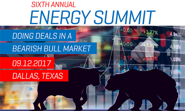 6th Annual Energy Summit header