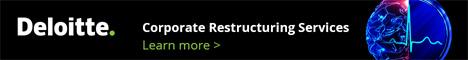 Deloitte Sponsor Banner