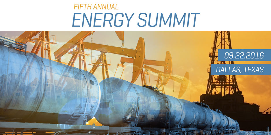 Energy Summit Header
