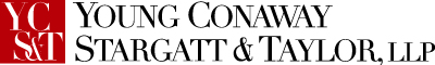 Young Conaway Stargatt & Taylor Logo